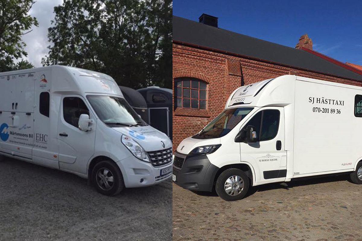 Inredning ok hyra lastbil : Misstänkt seriebedragare stjäl hästlastbilar | Ridsport