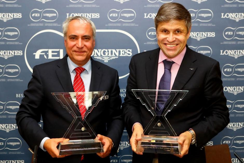 Två nya utmärkelser från FEI och Longines