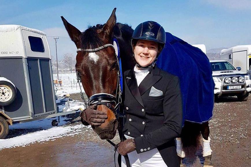 Madeleine Lindroth siktar mot SM och Grand Prix