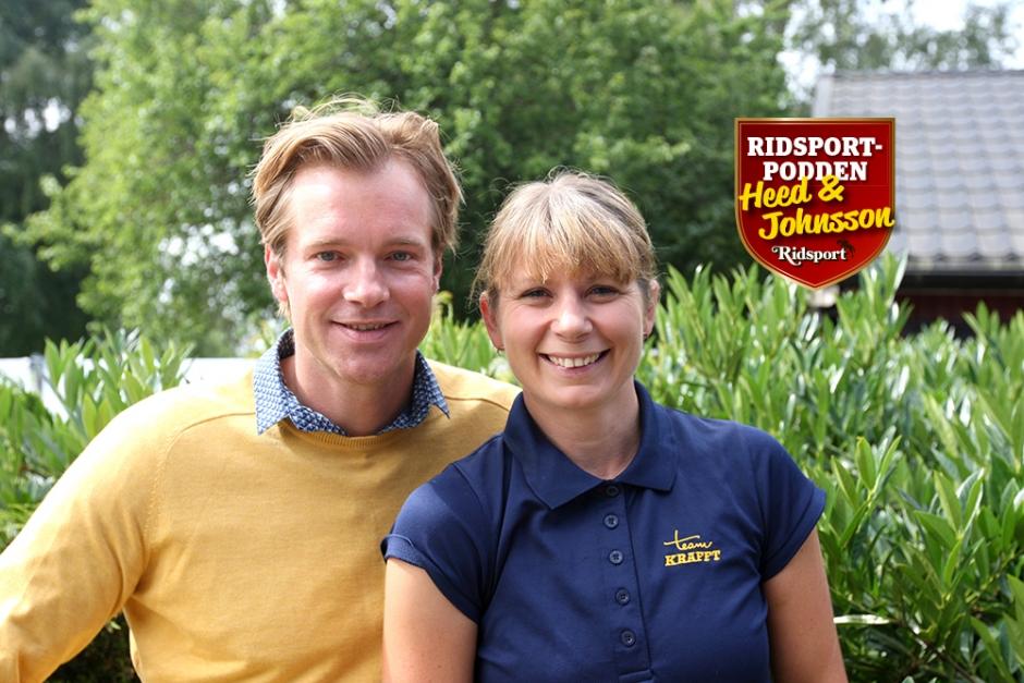 Ridsportpodden Heed & Johnsson del 1
