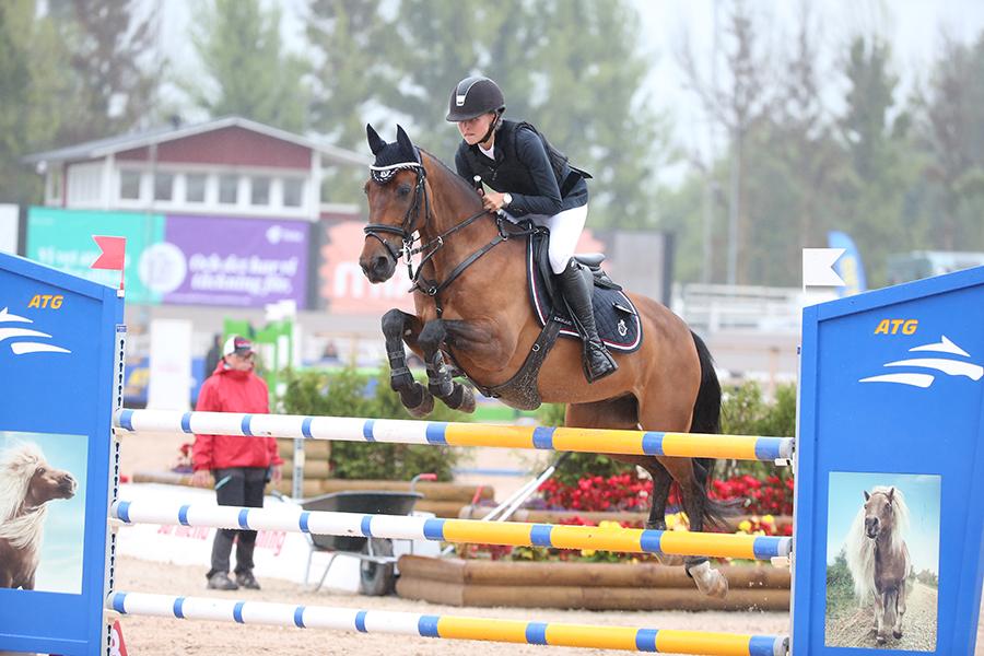 Svenska lag till ponny-EM
