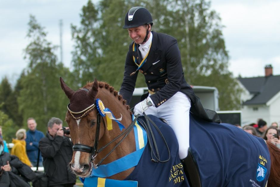 "Patrik Kittel: ""Svensk dressyr går med expressfart"""