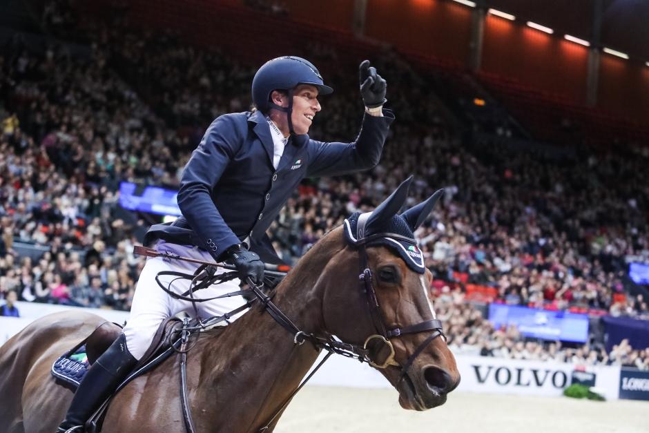"""Henrik: """"Hon är en väldigt speciell häst"""""""