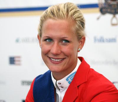 Angelica vann 1,40 i Holland