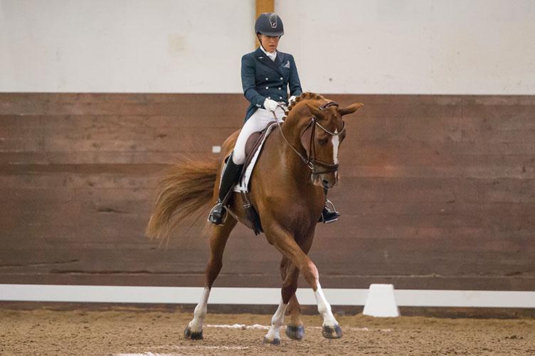 Terese Klintström bästa svensk i Grand Prix Special