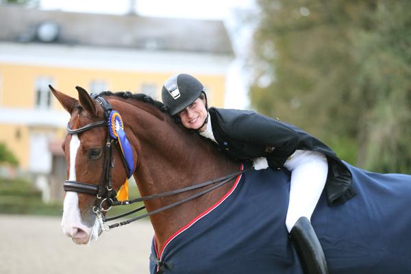 Minna Telde dubbel vinnare i Polen