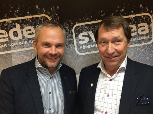 Anders Mellberg får nytt jobb på försäkringsbolag
