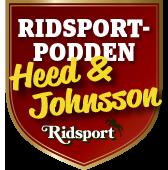 Jens och Peder Fredricsson gästar ridsportpodden