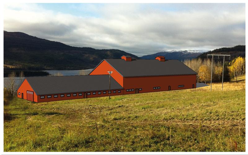 Crowdfoundar för att kunna bygga Åre hästsportarena