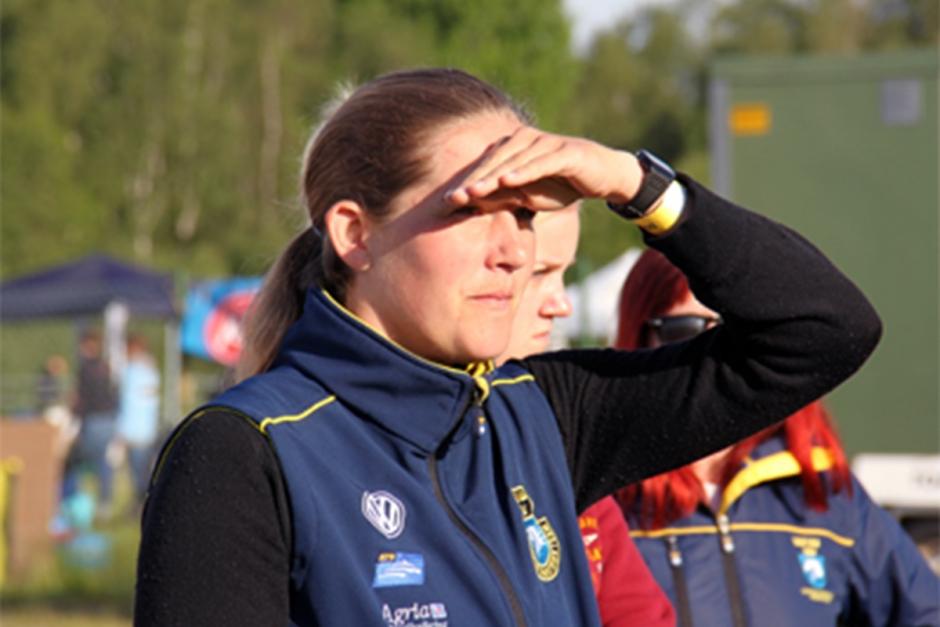 Svenska laget till EM i distansritt