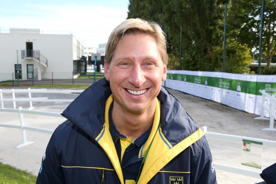 Patrik Kittel håller clinic på GHS