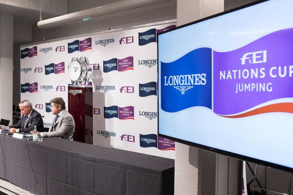 FEI säkrar Nations Cup med fett avtal