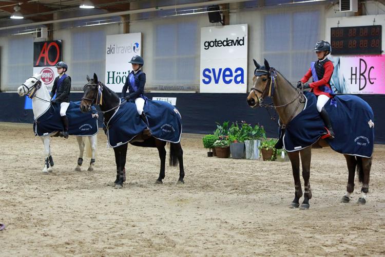 Sverigeponnyn-kval och Development Tour-final i Borås