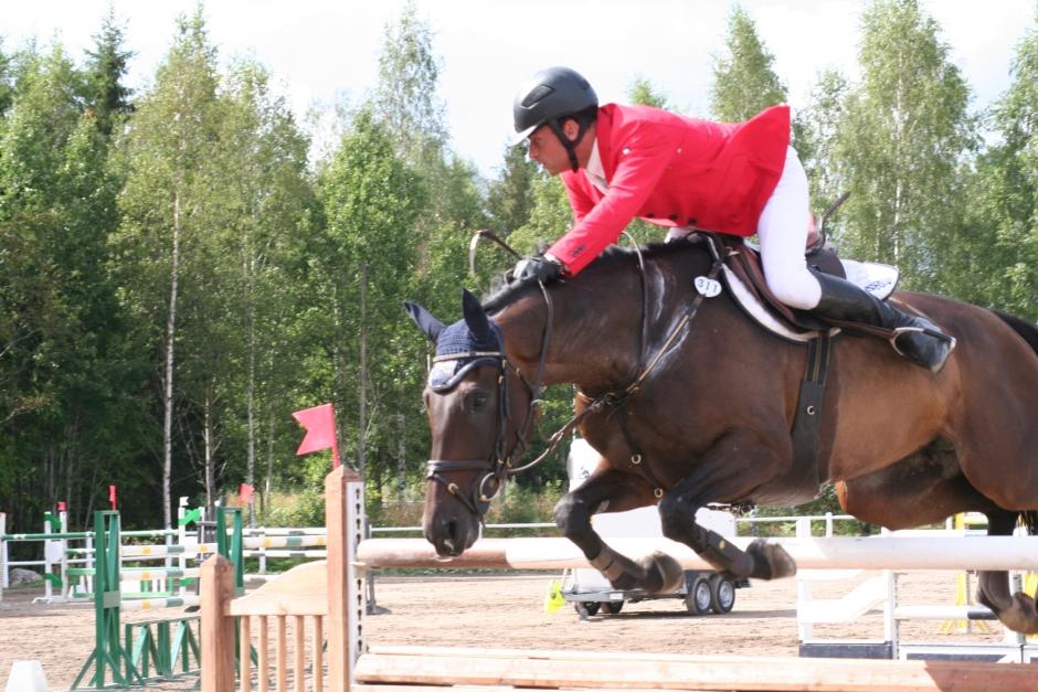 1,45-seger för Daniel Svensson