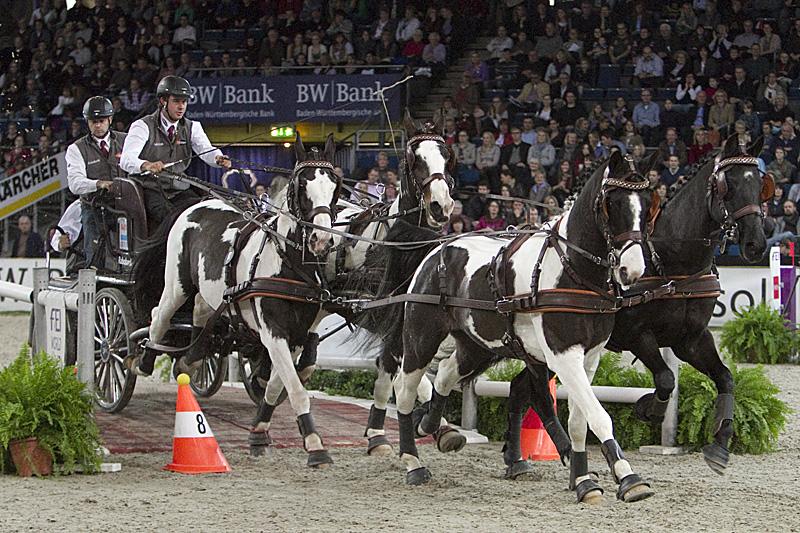 Hollandsk seger i dubbel
