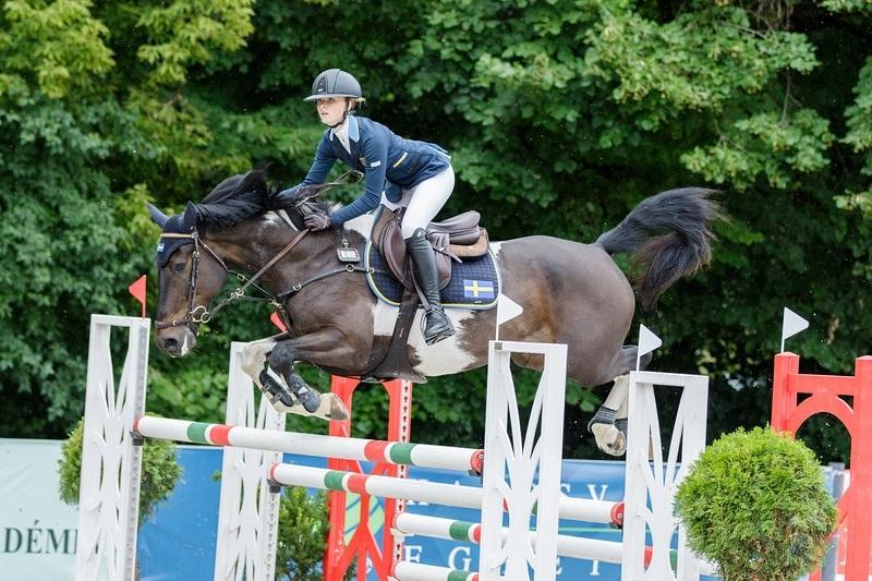 EM-ponnyn Miskaun Harvey såld till Italien