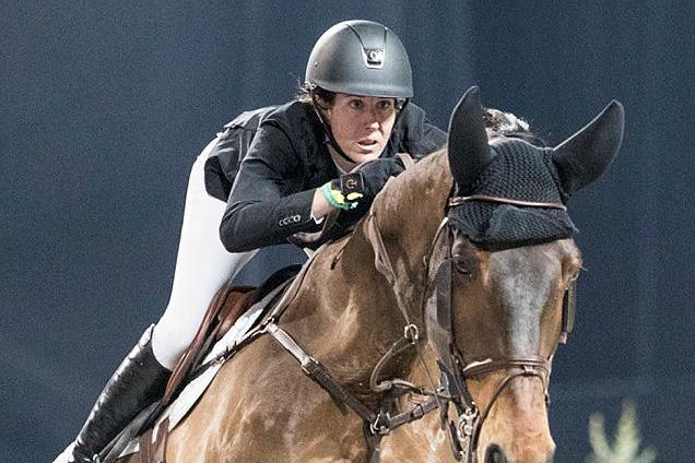 1,50-seger för Angelie von Essen