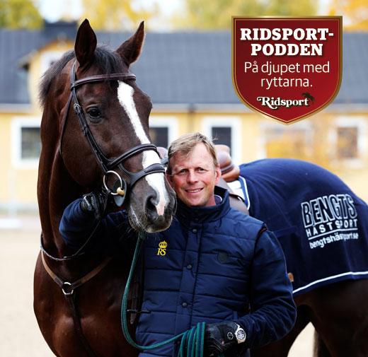 Nytt poddavsnitt med Jens Fredricson