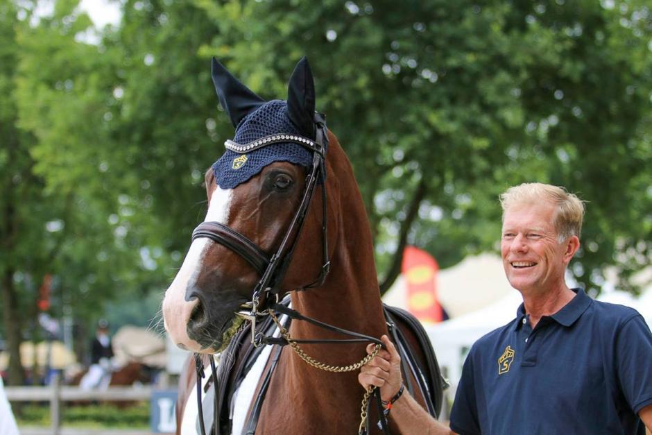 Breeders-vinnaren Quarton såld till OS-ryttare