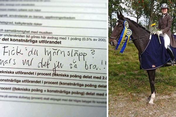 """Revansch för Sofie Relander efter """"hjärnsläpp"""""""