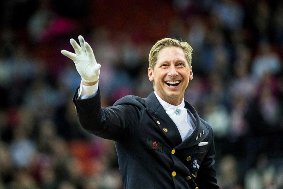 Patrik Kittel har valt EM-häst