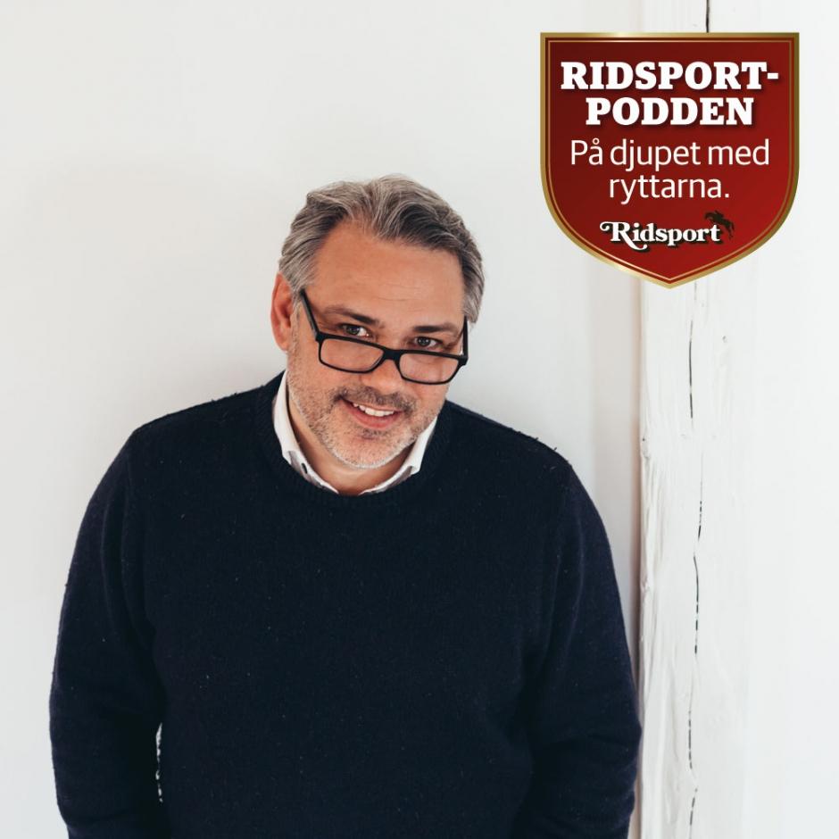 Andy Swärd i Ridsportpodden