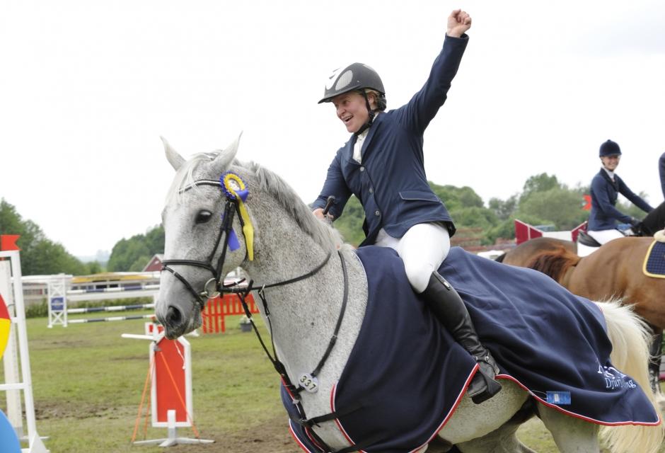 Barbro Wiengren i 1,50-topp
