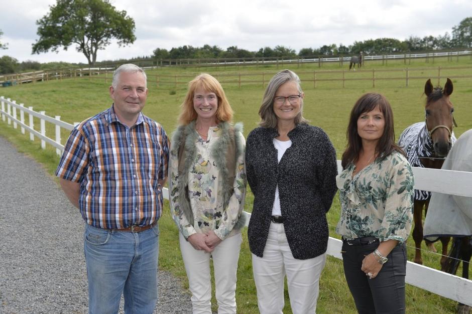 Ny plantskola för hoppryttare i Danmark