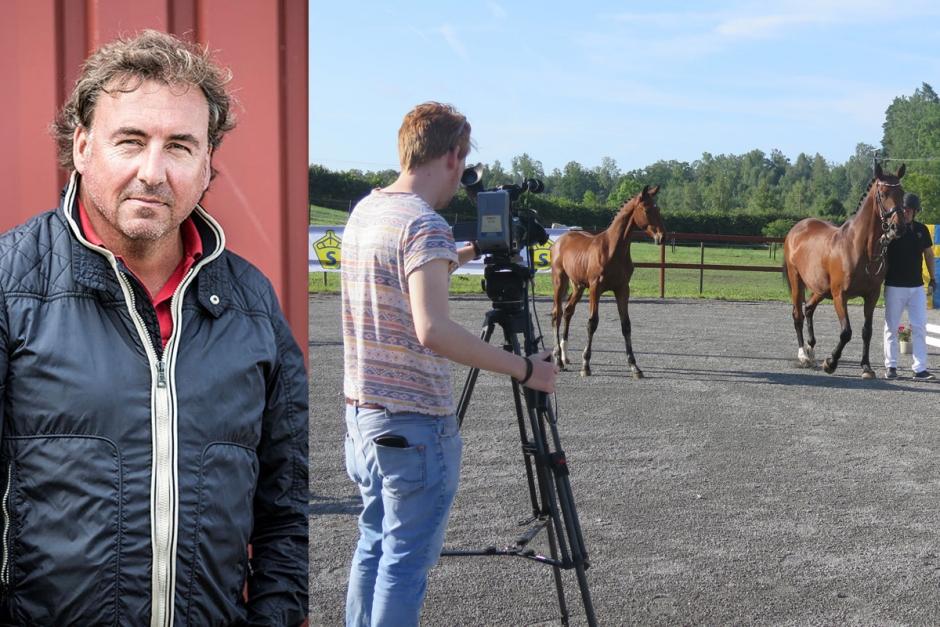 Johan Ifverson vill utöka Elitfölauktionen