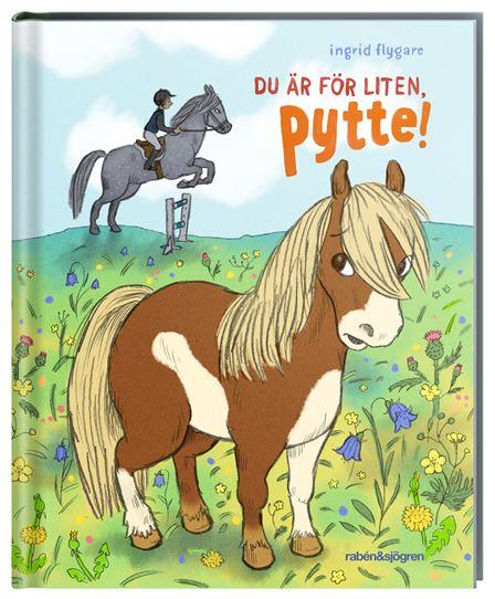 Bra bok inför barnets första ridtur