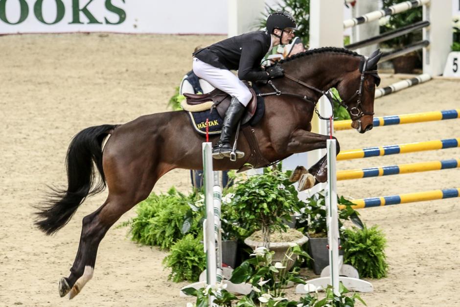 Triton Hästak såld – Alexander ny ryttare