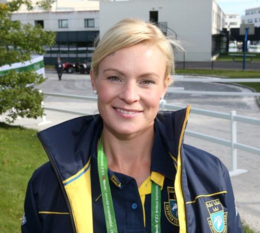 Jeanna Högberg GP-vinnare i Finland