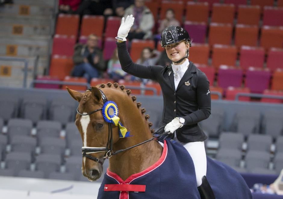 Christoph Hess dömde SWB Trophy