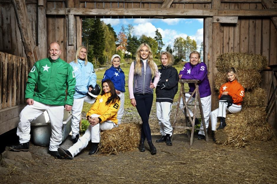 TV4 lockar tittare med ponny som går omkull